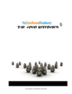 confused coders java interview preparation ebook