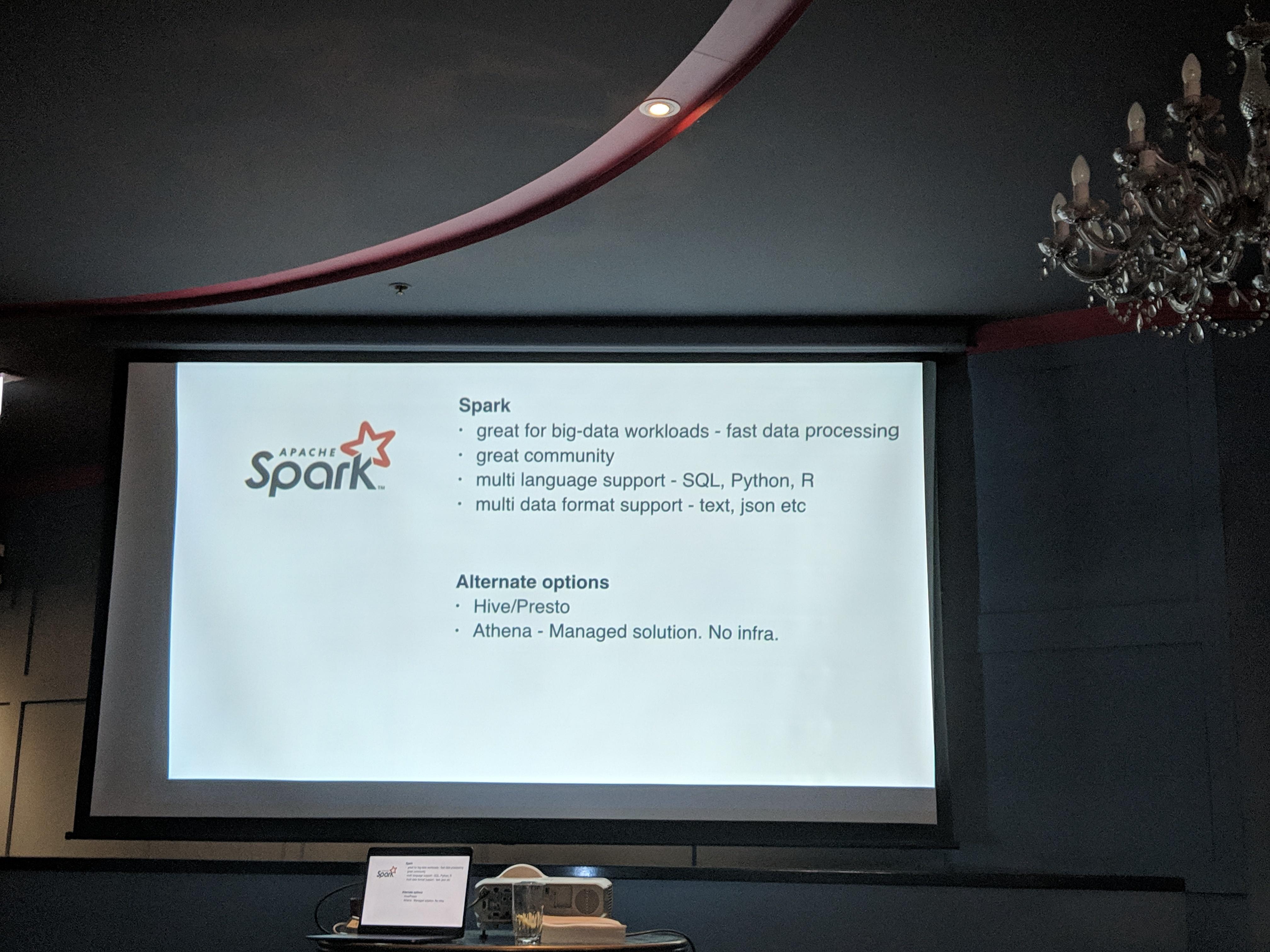 Public Speaking at Web Analytics Wednesday Meetup, Sydney